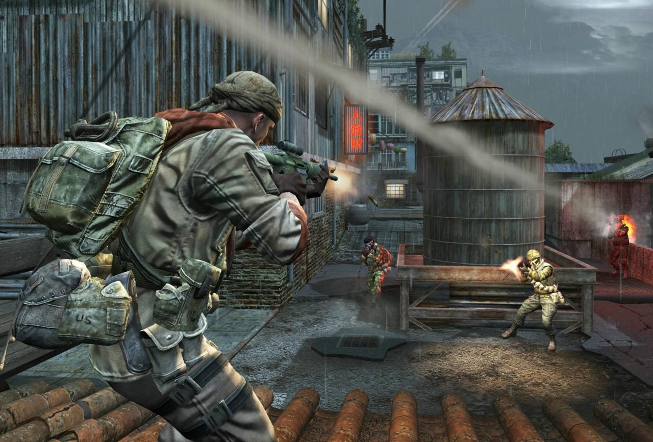 Online 3D Games